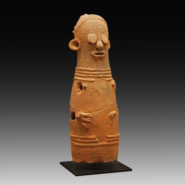 "Ancestor Figure with ""Sleepy Eyes"""