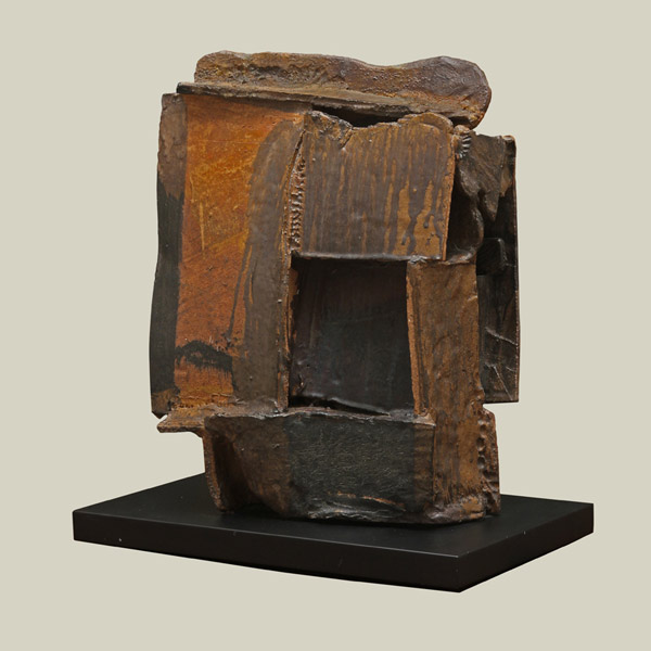 Win Ng, Terra Cotta Sculpture, 1959-1960