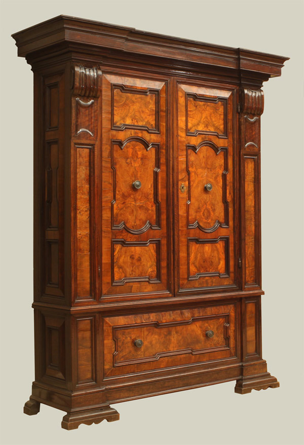 Fine Pair of Northern Italian Baroque Period Cabinets