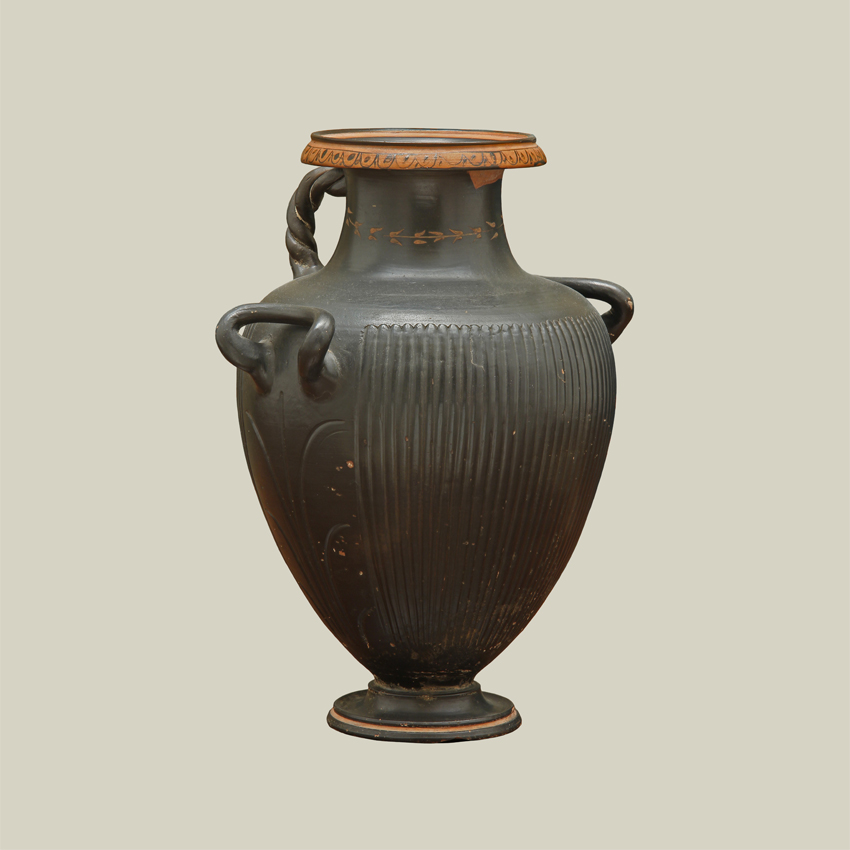 Greek Black-Glazed Hydra