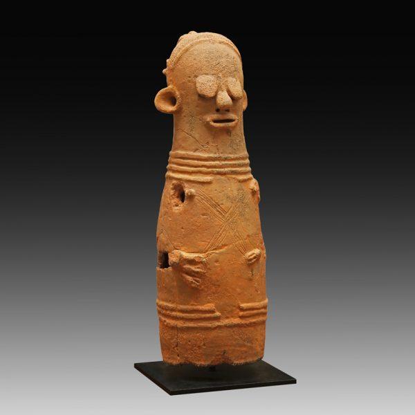 "Ancestor Figure with ""Sleepy Eyes"""