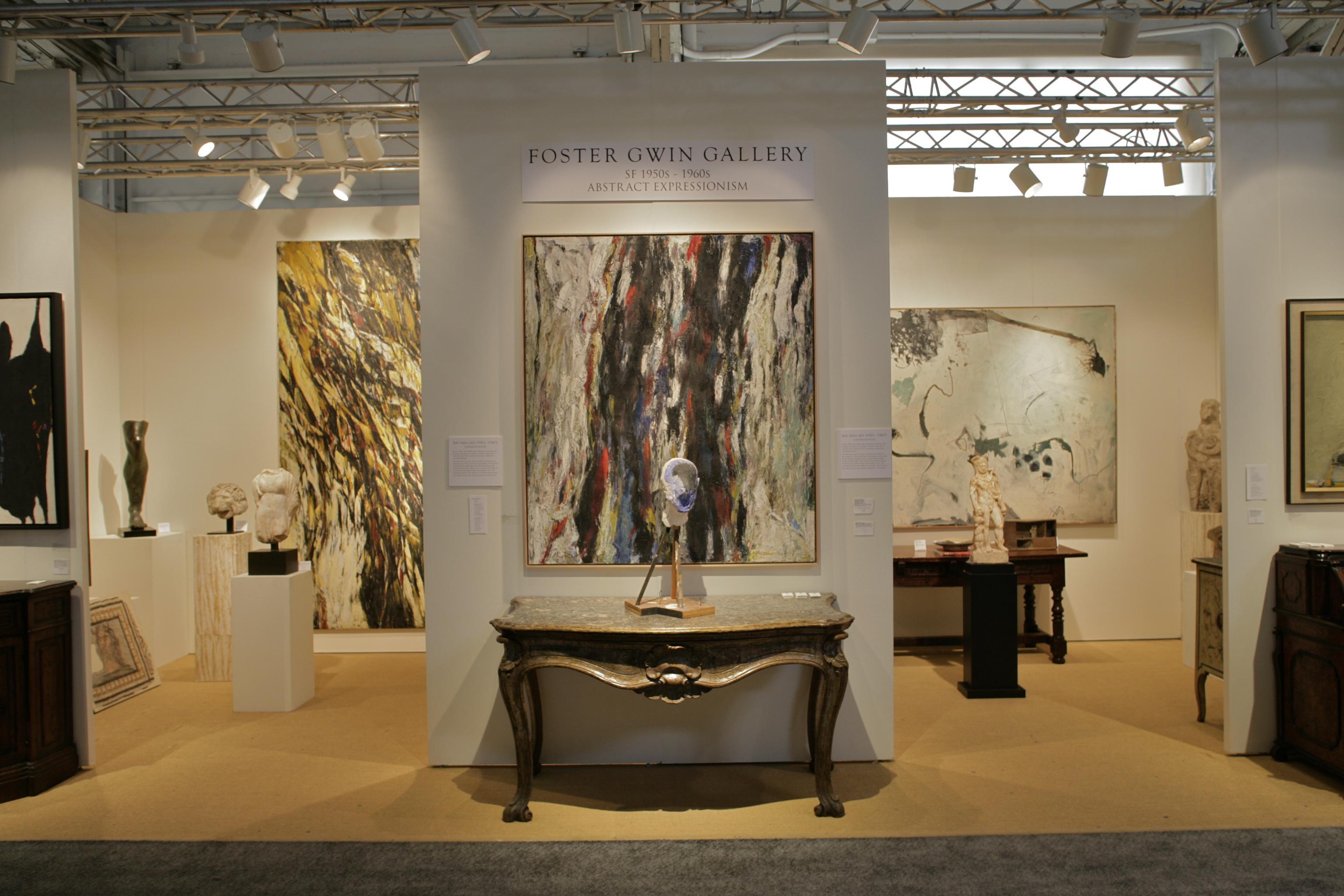 San Francisco Fall Art & Antiques Show 2016