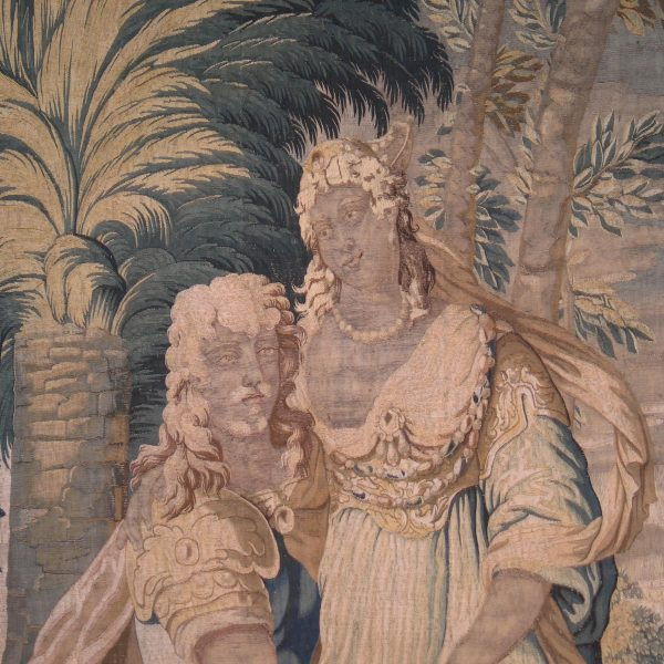 Brussels Historical Tapestry