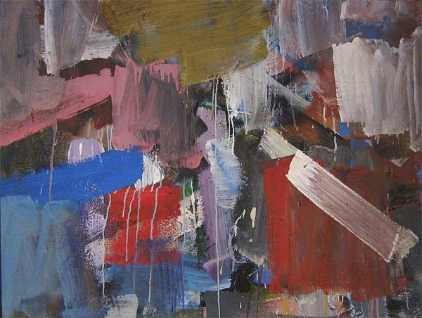 John Saccaro, c. 1959, 26″ x 34″