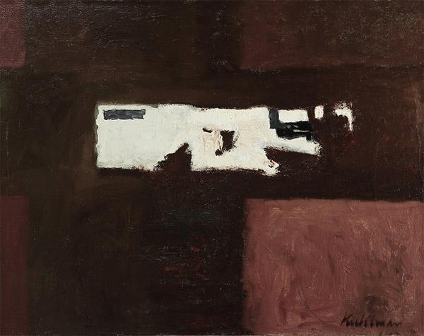 Walter Kuhlman, 1954, 31″ x 39″