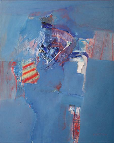 Karl Kasten, 1957, 35″ x 26.5
