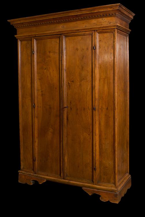 Beautifully Faded Italian Walnut Cabinet…<s>$35,000</s> / <b>$16,000</b>