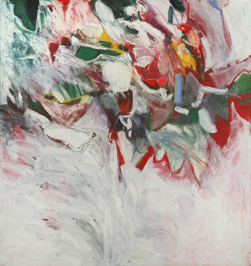 Clayton Pinkerton, 1959, 74″ x 69.5″