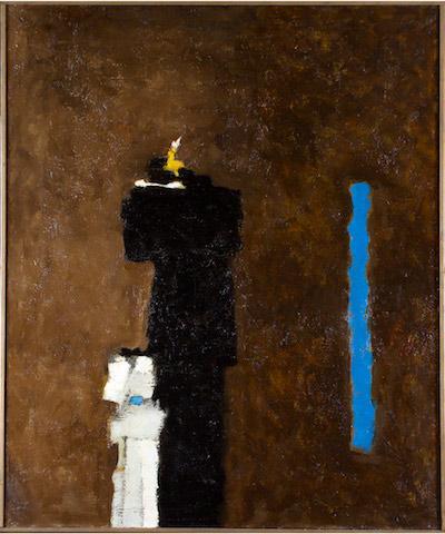 Walter Kuhlman, 1957, 45.5″ x 38″