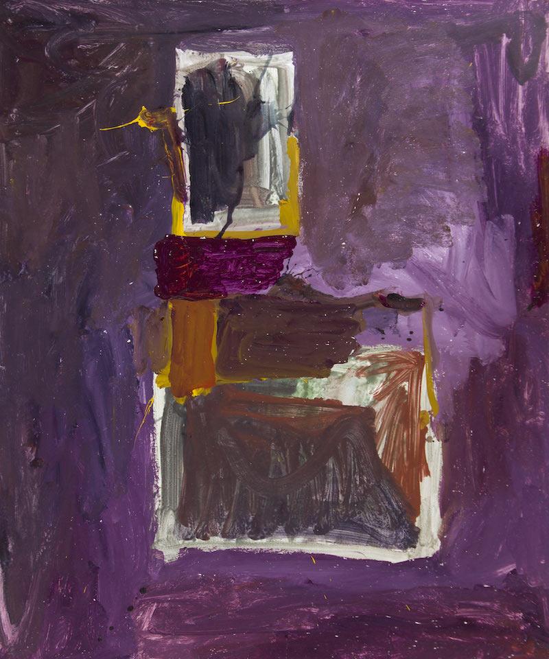Michael Kennedy, 1973, 30.5″ x 25.5″