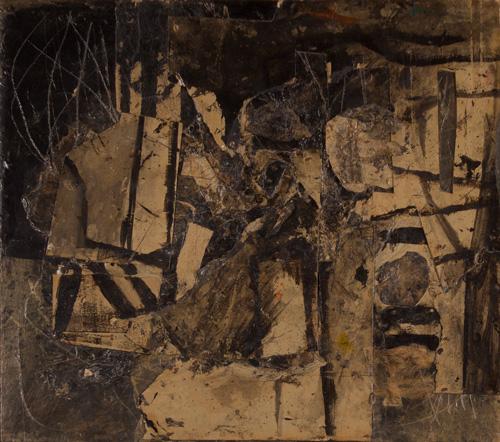 Luis Gutierrez, 1963, 28.5″ x 31″