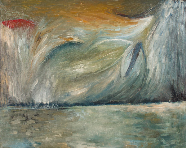 Arthur Holman, c. 1960, 24″ x 30″