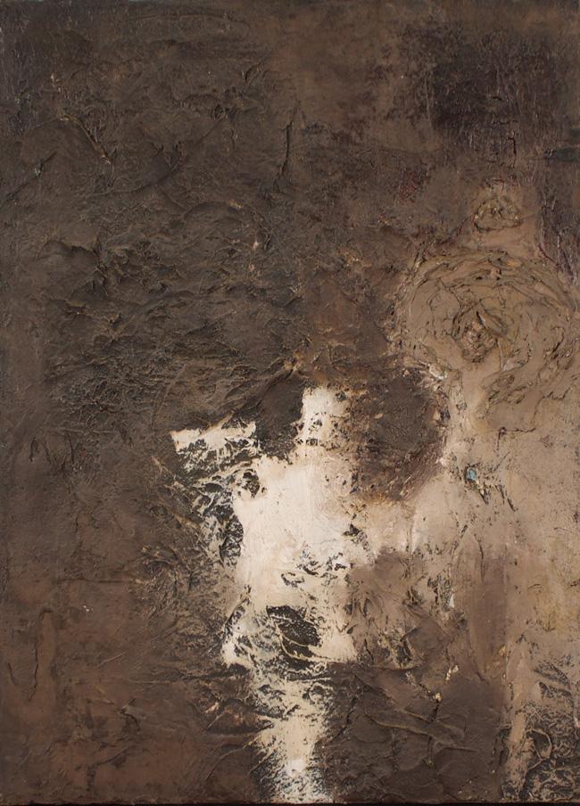 Masako Takahashi, c. 1960, 22″ x 16.5″