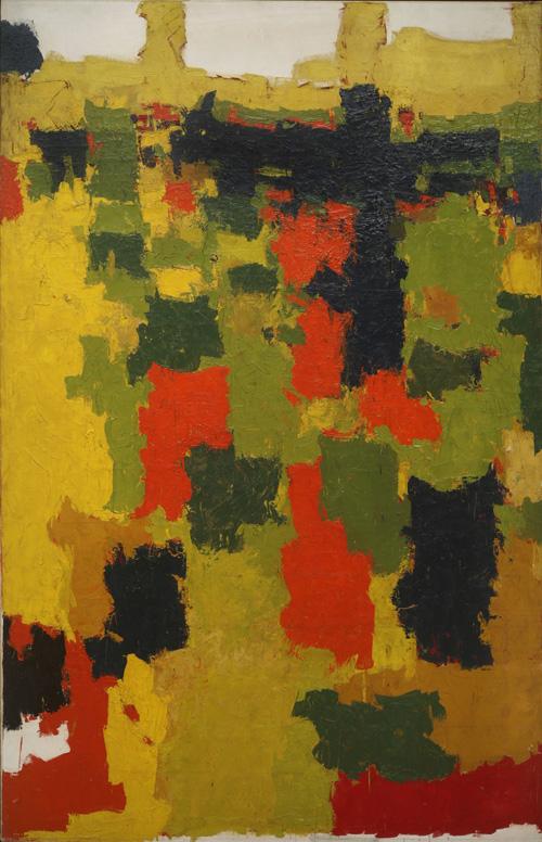Edward Dugmore, 1953, 90″ x 58″