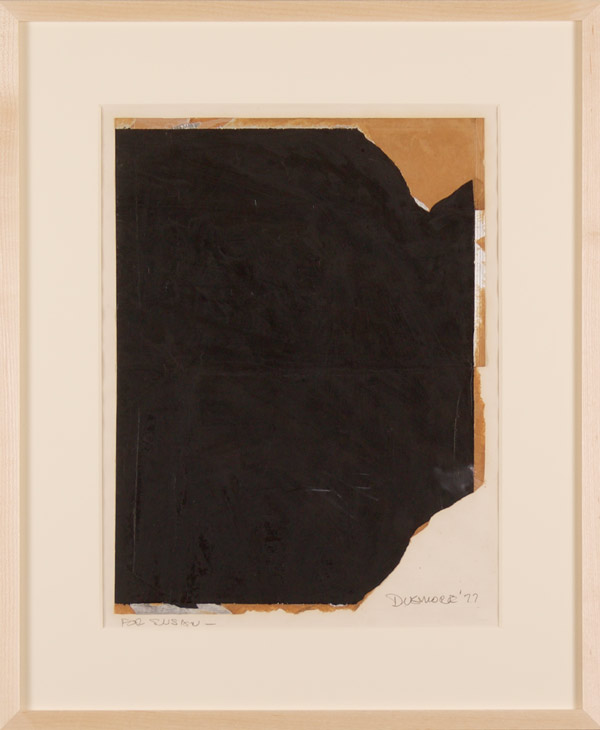 Edward Dugmore, 1977, 18.5″ x 14.5″