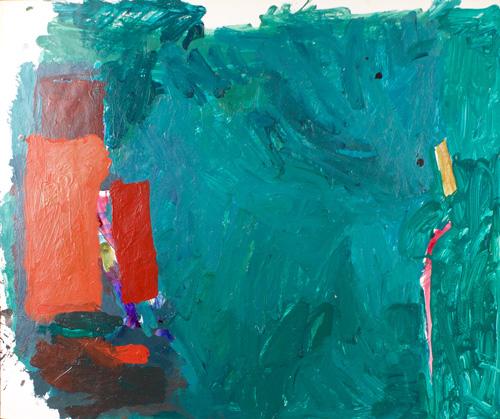 Michael Kennedy, 1980, 25.5″ x 30″