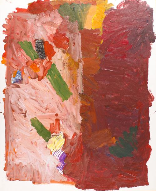 Michael Kennedy, 1980, 30″ x 25.5″