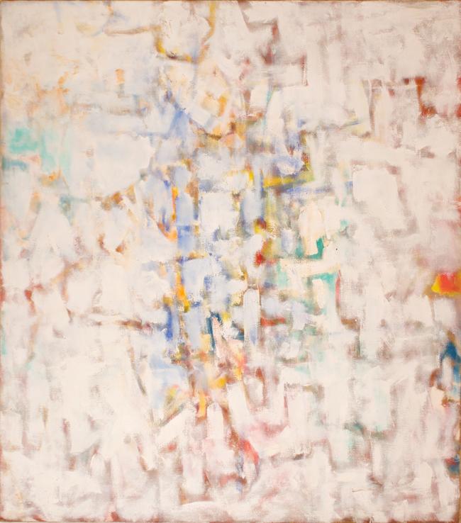 Seymour Boardman, 1960, 48″ x 54″