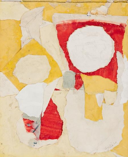John Grillo, 1958, 11.5″ x 9.5″
