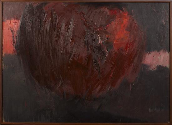 Richards Ruben, 1960, 35″ x 48″
