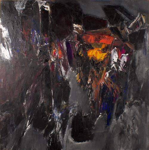 Thomas F. Akawie, C. 1960, 54.5″ x 54.75″ Framed