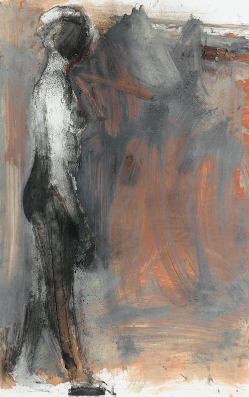 Manuel Ner, 1992. 41″ x 26 1/8″