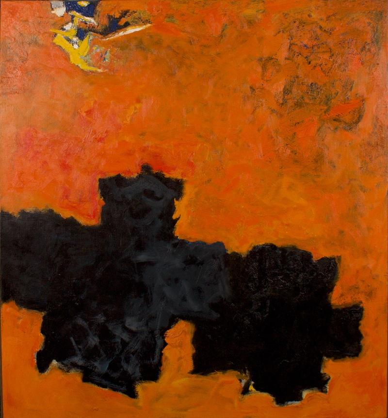 Walter Kuhlman, 1957-58, 51″ x 47.25″