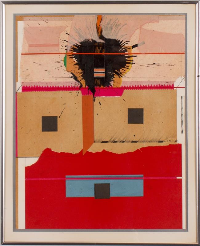 Patrick Tidd, 1964, 14″ x 11″